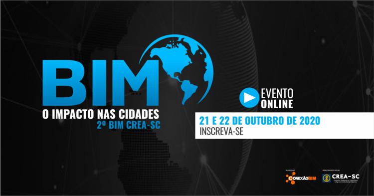 BIM: O impacto nas cidades, Baner do evento