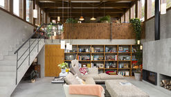 Casa Golgota / Floret Arquitectura