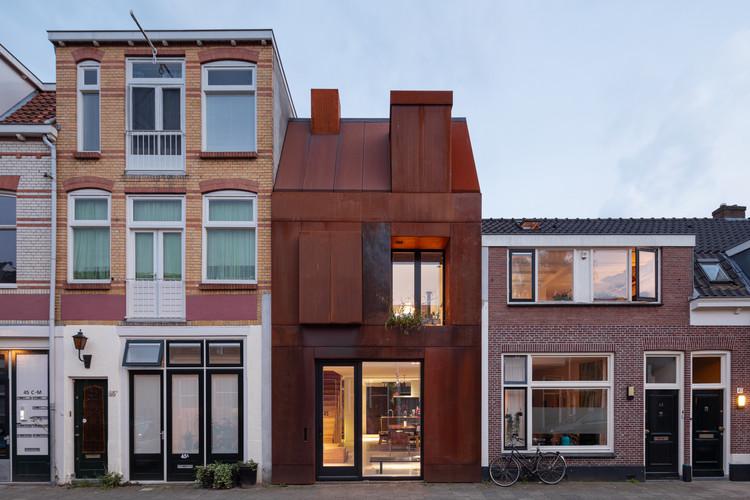 Steel Craft House / Zecc Architecten, © Stijnstijl Fotografie