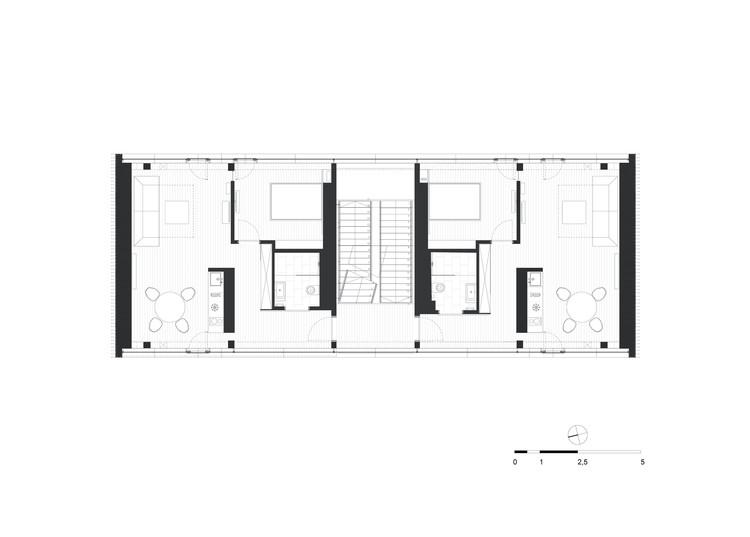 P1 Plan - First floor