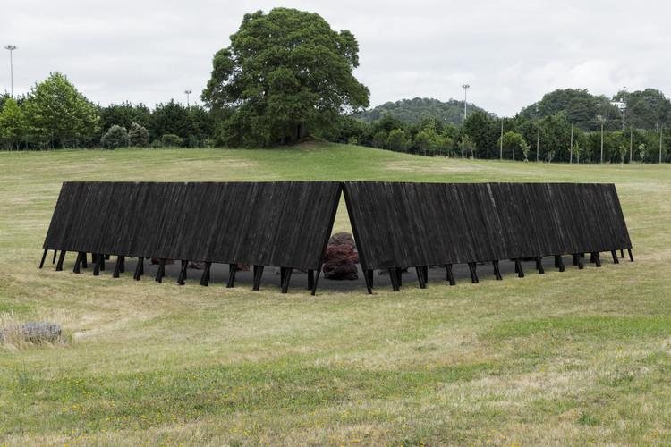 Inbetween Pavilion / Pontoatelier, © Mariana Lopes