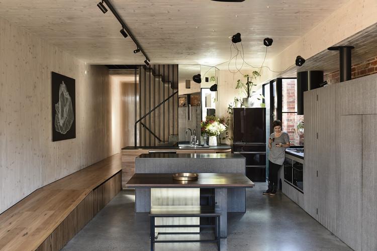AMA Union0381 - Union House: Ngôi nhà mới nhiều tầng, vui tươi