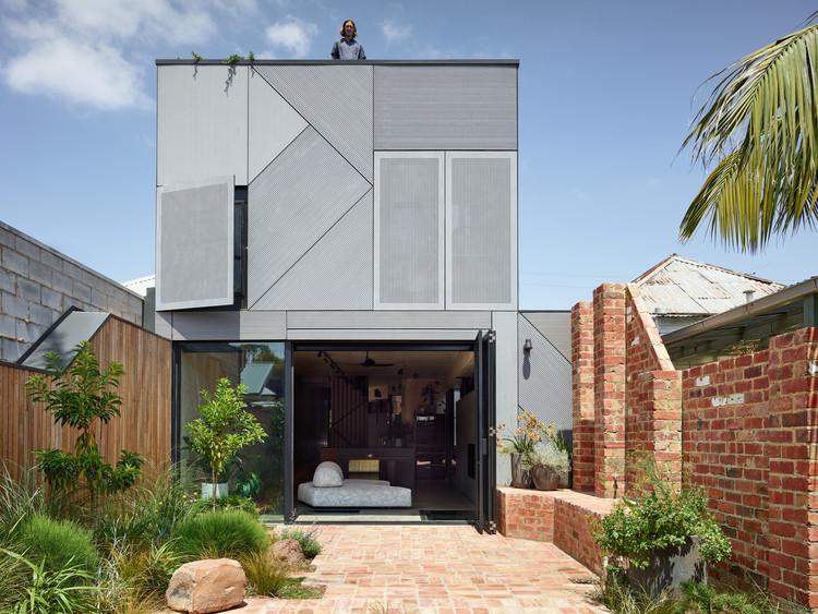 Casa unión / Austin Maynard Architects, © Derek Swalwell