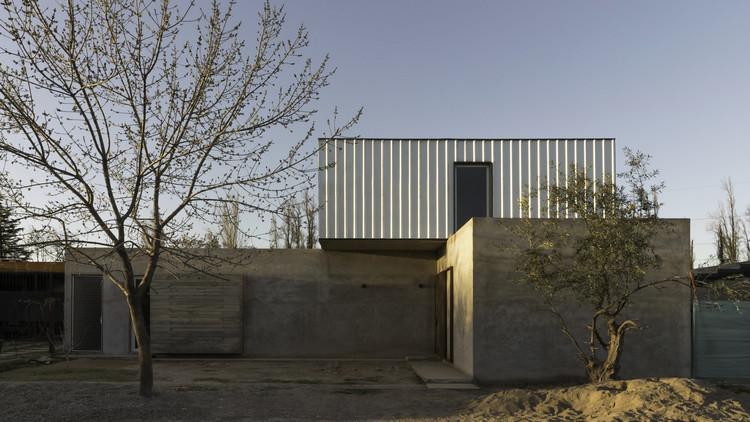 CJP House / ONA - Oficina Nómada de Arquitectura, © Arq. Luis Abba