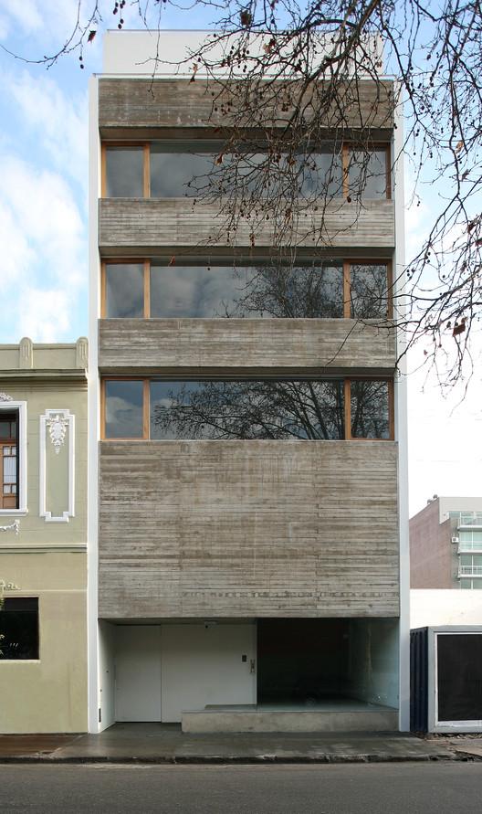 Edificio HBT1510 / Colle Croce + Szuldman Zambonini Arquitectos + Clusellas O'Connor, © Gustavo Sosa Pinilla