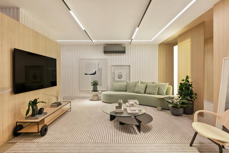 Apartamento Serenity / Bohrer Arquitetura, © Fellipe Lima / Vanguard Home