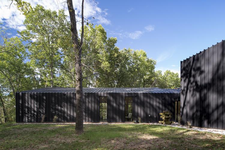 Shibumi House / Arkifex Studios, © Aaron Kimberlin