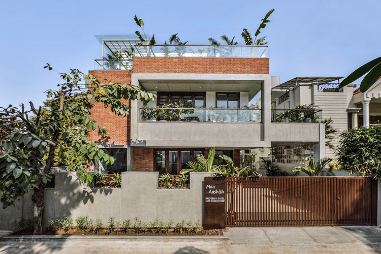 The Box House / TRAANSPACE, © Tejas Shah Photography