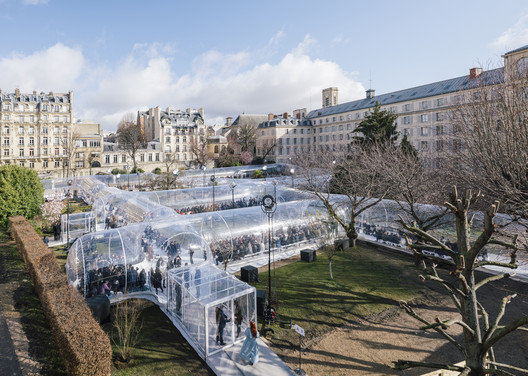 Sou Fujimoto, Space Popular and Elena Manferdini are Among the Protagonists of TAB 2019, to Open September 11th