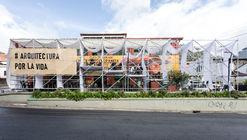 Instalación Activación Vertical / Taller Architects + Colab-19 + SCA