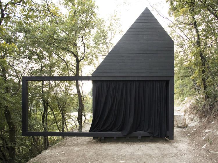Chapel of Silence / Associates, Courtesy of STUDIO associates