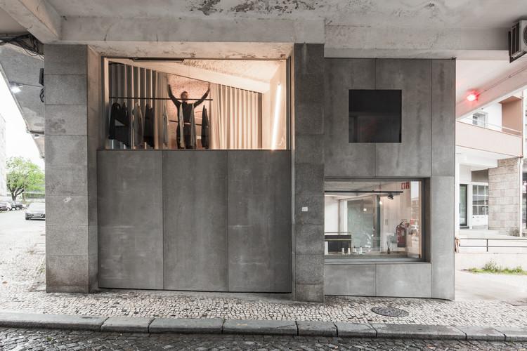 Maison826 / Nuno Ferreira Capa | arquitectura e design, © João Morgado