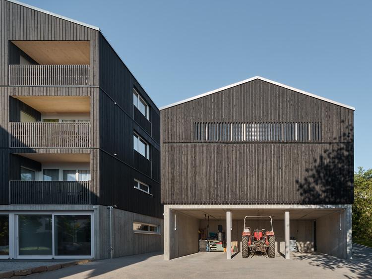 Housing and Workshop Weilerstraße / CAPE, Prof. Markus Binder & Schleicher ragaller architekten, © Zooey Braun