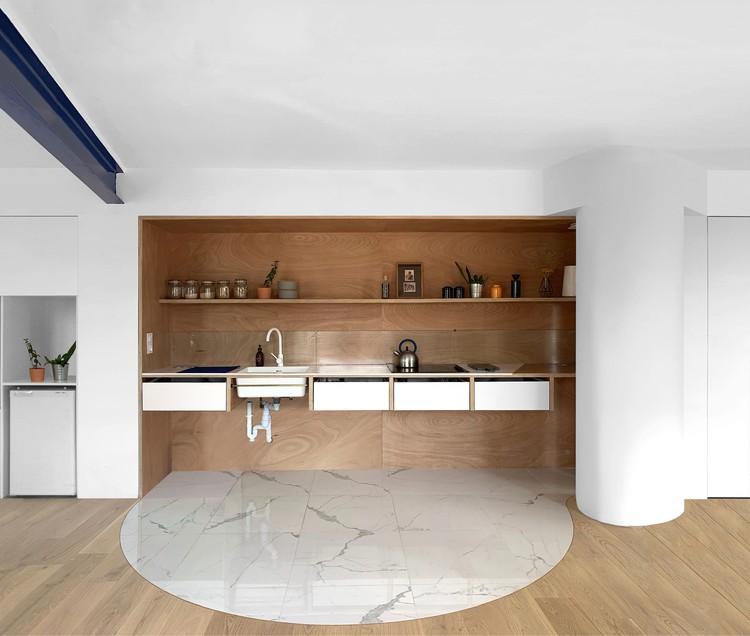 Apartment 05 / Betillon & Freyermuth Architects, Courtesy of Betillon & Freyermuth Architects