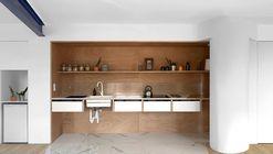 Apartment 05 / Betillon & Freyermuth Architects