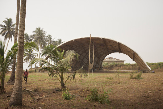 Haduwa Stage / [applied] Foreign Affairs, Institute of Architecture, University of Applied Arts Vienna