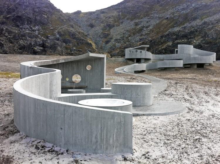 Selvika by Reiulf Ramstad Arkitekter. Image Courtesy of Reiulf Ramstad Architects