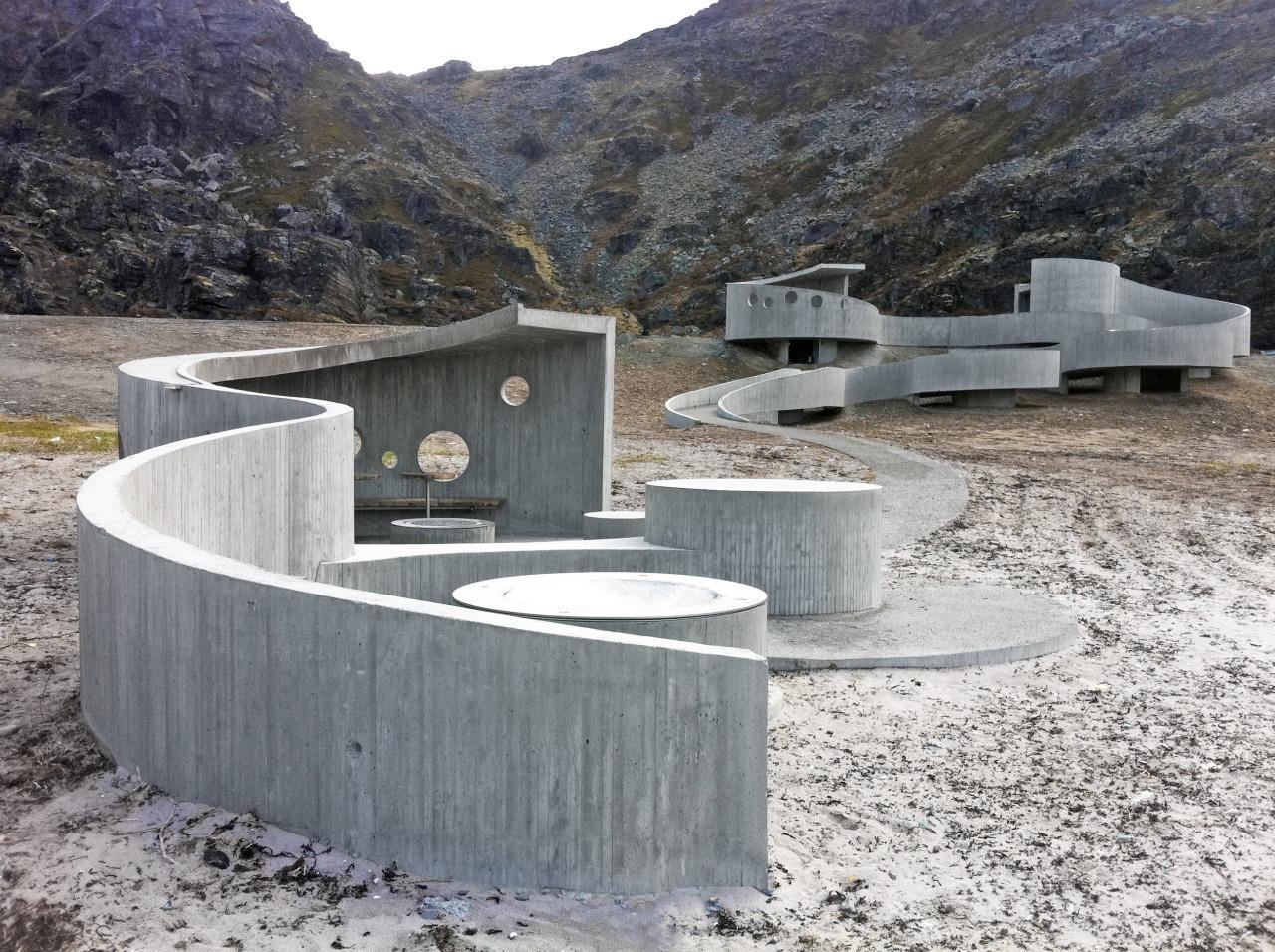 Arquitectura y Naturaleza: Un marco para la construcción en el paisaje,Selvika de Reiulf Ramstad Arkitekter. Imagen cortesía de Reiulf Ramstad Architects