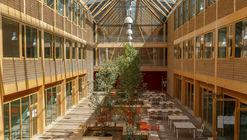 Lycée Nelson Mandela / Leclercq Associés