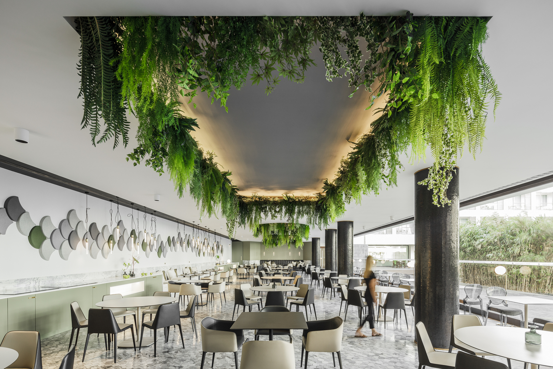 Restaurante kOi / box: arquitectos