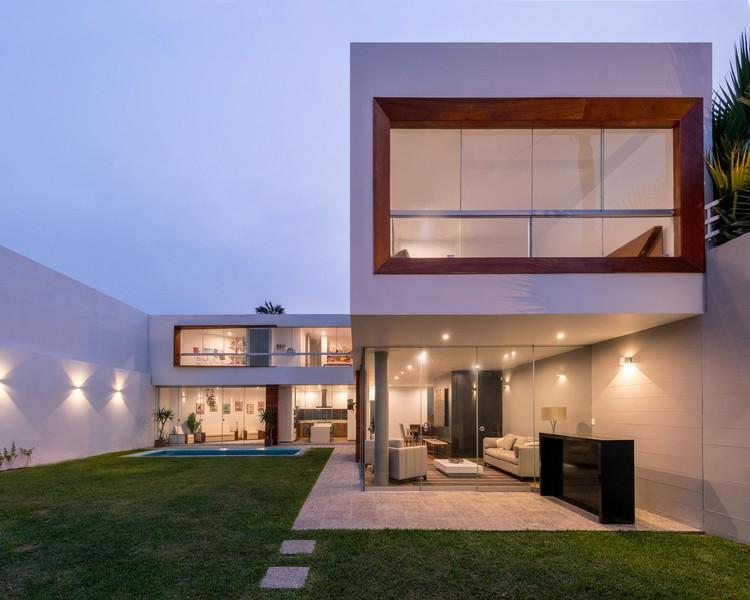 Casa Z / MdA Arquitectura, © Renzo Rebagliati