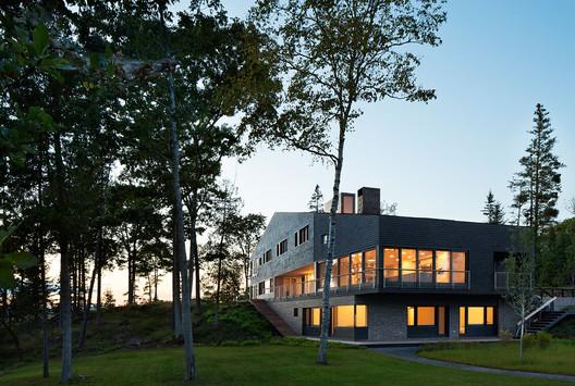 Residência, Casa de Barcos e Estúdio Islesboro  / Andrew Berman Architect