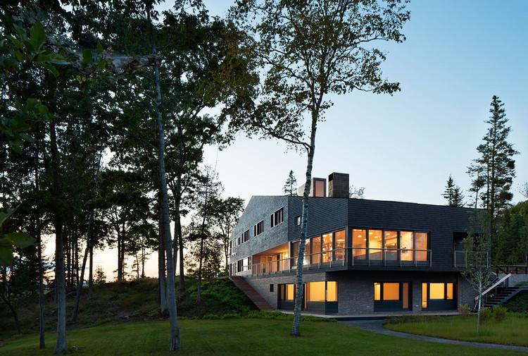 Residencia Islesboro / Andrew Berman Architect, © Michael Moran