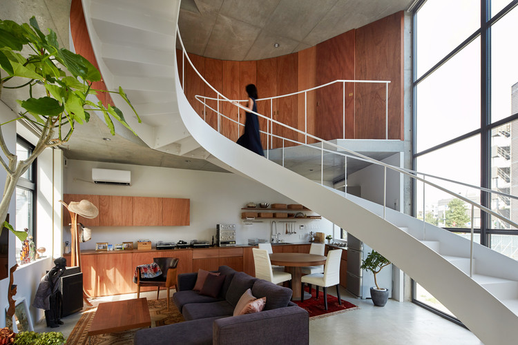 Stir / Ryu Mitarai & Associates, Architects 1