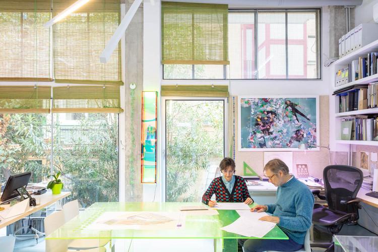 27 Visitas a oficinas de arquitectura en Open House Madrid 2020, © Marc Goodwin. Image Cortesía de Open House Madrid