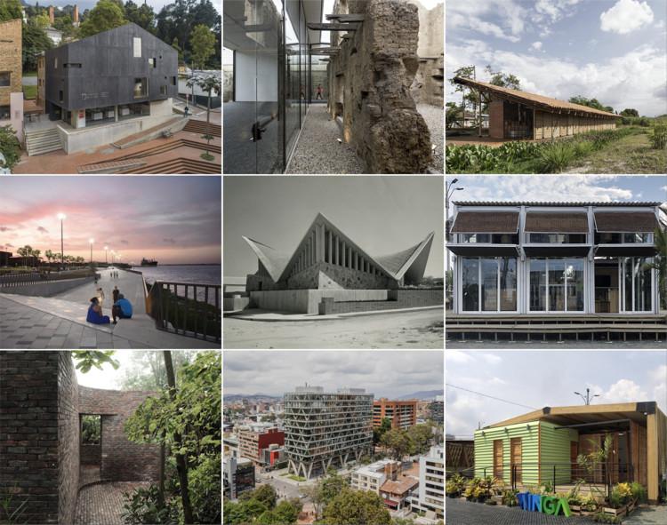 Los 39 finalistas de la XXVII Bienal Colombiana de Arquitectura y Urbanismo