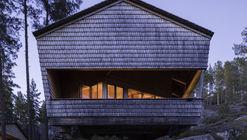 Cabana Cuckoo's Nest / Hoem + Folstad Arkitekter