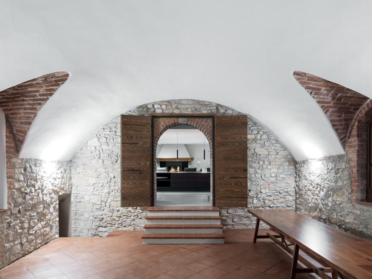 Casa en Montevecchia / a25architetti, © Marcello Mariana