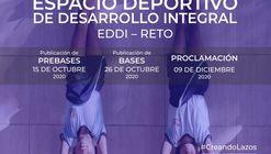 Concurso Público de Prototipo de Espacio Deportivo de Desarrollo Integral EDDI – RETO