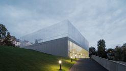 Saint Gellért Hall  / Építész Stúdió