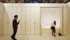 """""""Um espaço para a imaginação"""" Hotel 1818 / Lina Ghotmeh Architecture"""