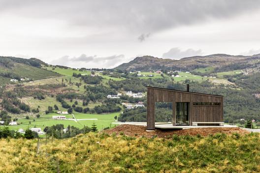 Viewpoint Vaulalia Retreat  / Bergersen Arkitekter AS
