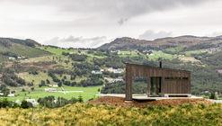 Retiro Viewpoint Vaulalia / Bergersen Arkitekter AS