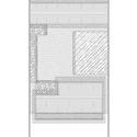 ROOF PLAN - RR House / Rakta Studio: Ngôi nhà 400m2 thiết kế siêu thoáng với không gian mở