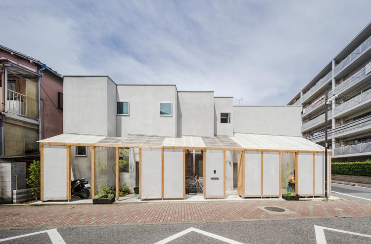 House in UMEJIMA / I.R.A., © Nao Takahashi