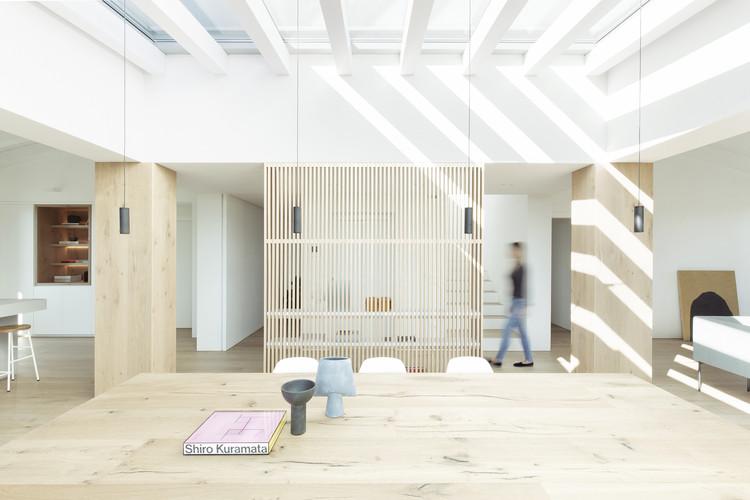 Interior RA / Didonè Comacchio Architects, © Alberto Sinigaglia