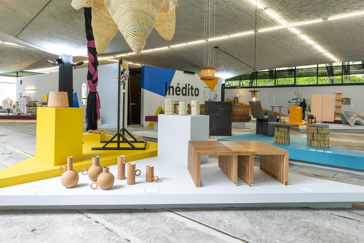 """Recorre de manera virtual o presencial la muestra """"Inédito"""" por Design Week México, © Jaime Navarro"""