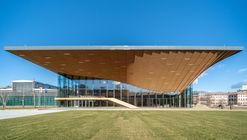 National Dance Theater / ZDA - Zoboki Design and Architecture
