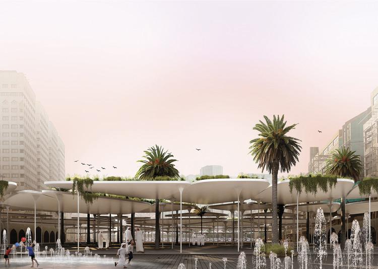 Brasileiro é premiado em concurso internacional com solução para ilhas de calor em Abu Dhabi, Cortesia de Leonardo Zanatta