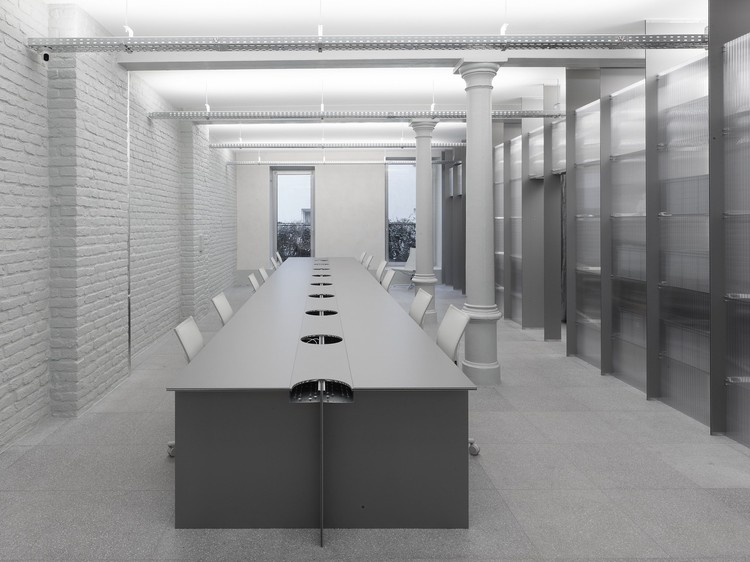 Bureau Borsche Office and Furniture System  / Gonzalez Haase Architects, © Gerhard Kellermann