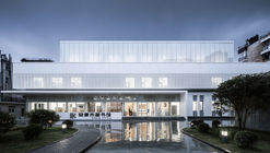 The Renovation of Ankang Library / UUA (United Units Architects)