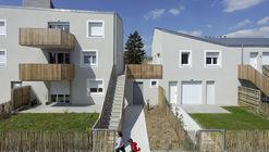 31 Housing Units in Ecquevilly / Benjamin Fleury Architecte-Urbaniste