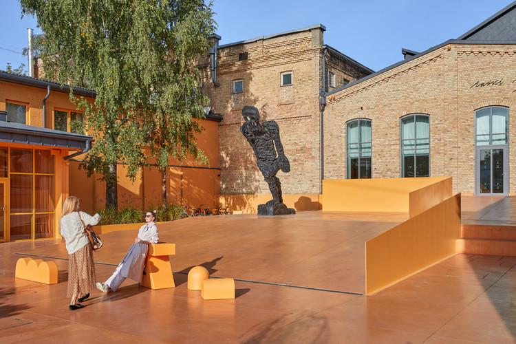 ZUZEUM Multifunctional Art Center / Annvil, © Norbert Tukaj