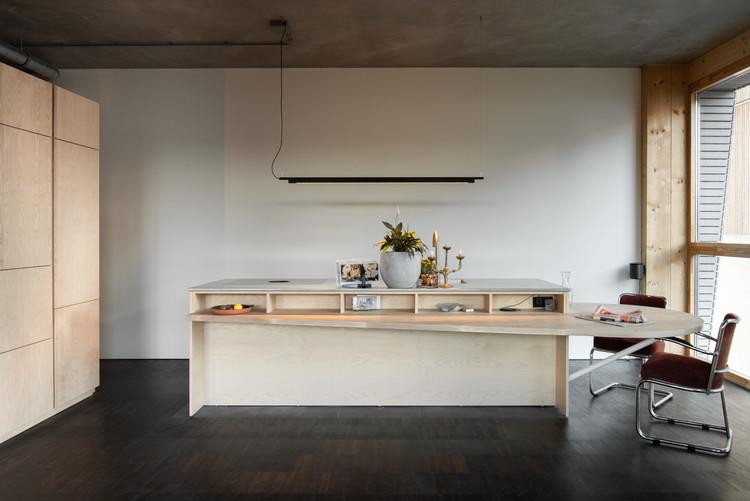 His Loft / Kevin Veenhuizen Architects, © MWA Hart Nibbrig