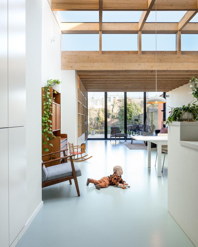 Confort olfativo en la arquitectura y el impacto de los olores en el bienestar,Casa Jan Olieslagers / collectief mars. Image © Katoo Peeters