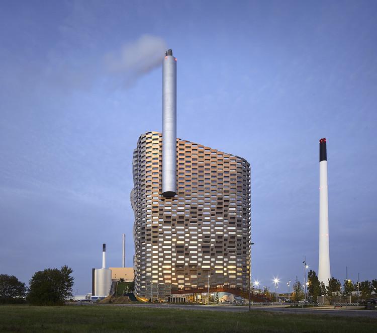 Copenhill. Imagen © Hufton+Crow
